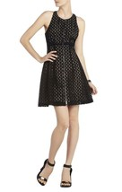 NWT  AUTH BCBG Max Azria Guilianna Tulip Dress With Front Zipper $268 - $47.85