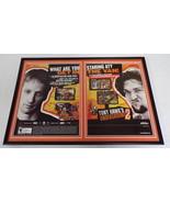 Tony Hawk Underground 2 2004 PS2 XBox Framed 12x18 ORIGINAL Advertising ... - $69.29