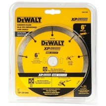 "Dewalt DW4739S 6"" .250 XP Diamond Sandwich Tuck Point Blade - $23.76"