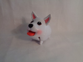 "Spin Master Chubby Puppies Pomeranian Walking White Electronic Dog 3 1/2"" - $4.46"