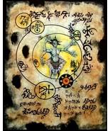 Warlock DJINN BINDING EXTREME BRAIN POWER+ INTELLIGENCE haunted spell ring - $4,242.42
