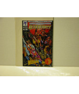 ULTRA FORCE - ASH CAN EDITION #0 SIGNED #1 SIGNED BY GEORGE PEREZ- FREE ... - $18.70