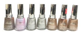 Mixed Wholesale Lot of 7 Revlon Top Speed Fast Dry Nail Polish Assorted ... - $22.99