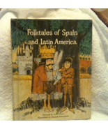 Folktales of Spain and Latin America 1967 Lila Green Donald Silverstein ... - $14.36