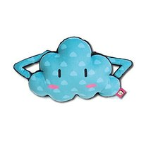 PANDA SUPERSTORE Cute Cartoon Cloud Series [Blue Cloud] Car Headrest/Car Neck Pi
