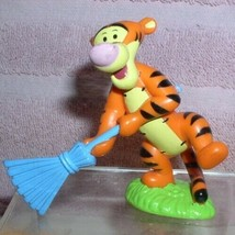 Tigger from Winnie the Pooh cake topper Disney dated 1998 PVC Figurine - $24.99