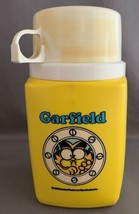 1978 Garfield Lunchbox Thermos ONLY  - $8.00