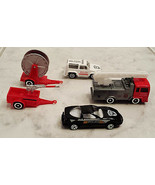 Action Pack Express Wheels 5 Piece Police Car Vehicle Toy Set (New W/O P... - $5.93