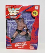Brand New, Jakks, WWF, Heroes of Wrestling, Sycho Sid, Limited Collector... - $16.39