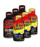 5 Hour Energy, 12 Extra Strength Berry + 12 Orange, 24 Count - $51.95