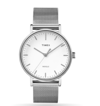 Timex Fairfield 37mm Mesh Band Watch - $84.95