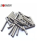 ZLIMSN 6PCS 22mm Metal Stainless steel Watch Bands Straps Replacement Wa... - $20.98