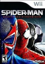 Spider-Man: Shattered Dimensions (Nintendo Wii, 2010) - $8.41