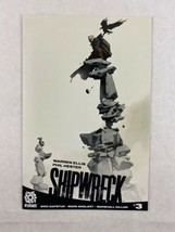 Shipwreck #3 December 2016 AfterShock Comics - $5.89
