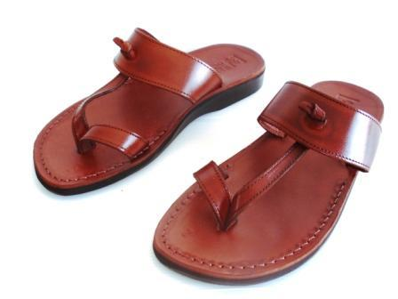 Leather Sandals for Men and Women EMPIRE by SANDALIM Biblical Greek Summer Roman