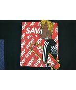 3FORTY INC SUPER SAVAGE Bart Simpson Lil Uzi Vert Pump Yachty Sweatshirt... - $56.09