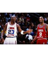 Michael Jordan & Kobe Bryant NBA All-Star Game Poster 24x36  Basketball ... - $12.99
