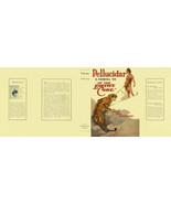 Burroughs, Edgar Rice. PELLUCIDAR facsimile dust jacket 1st McClurg edition - $34.85