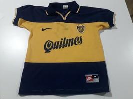 old soccer Jersey camiseta  Boca juniors  Argentina  orig nike 1999 - $28.71