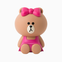 LINE Friends CHOCO Figure Coin Bank Art Toy Money Box Character Deco Hom... - €28,72 EUR