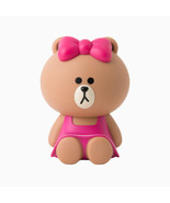 LINE Friends CHOCO Figure Coin Bank Art Toy Money Box Character Deco Hom... - $32.59