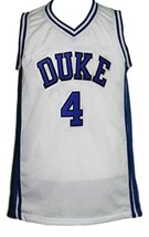 J.J. Redick #4 College Basketball Jersey Sewn White Any Size image 1