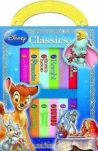 My 1st Libraries Disney Classics 2011 Board Book Set in Case 12 Reader S... - $16.82