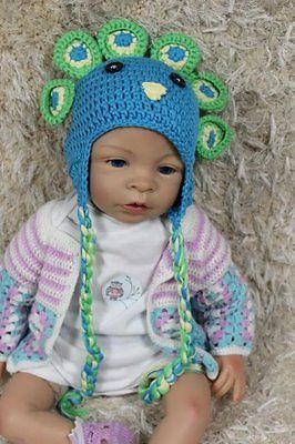 579bbe2058d Knit Crochet Baby Child Kids Barbie Peacock and 50 similar items