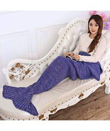 Kawaii Clothing Cute Harajuku Ropa Mermaid Blanket Manta Sirena Japan Korea Fish