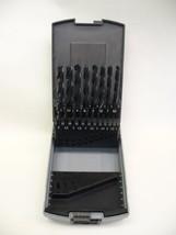 19 Piece Metric Drill Set 1mm-10mm X 0.5mm increments - $51.61