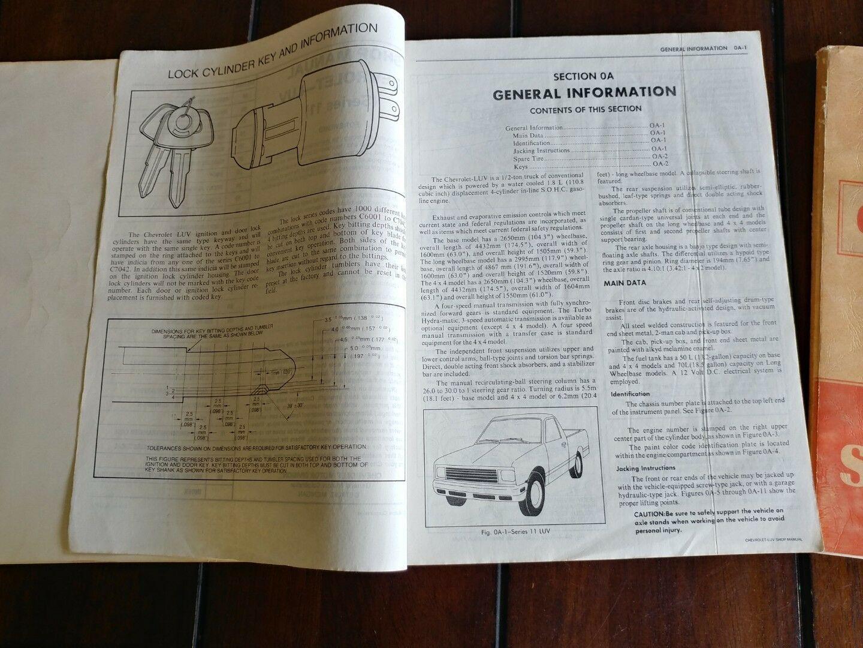 Car  U0026 Truck Repair Manuals  U0026 Literature 1980 Chevy Truck