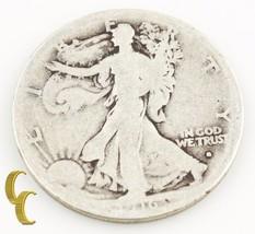 1916-S Walking Liberty Half Dollar (AG-G) San Francisco 1st Year Walker ... - $66.78