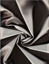 Maharam Upholstery Fabric Sudden Metallic Vinyl Brushed Silver Gray 4 yd... - $37.24