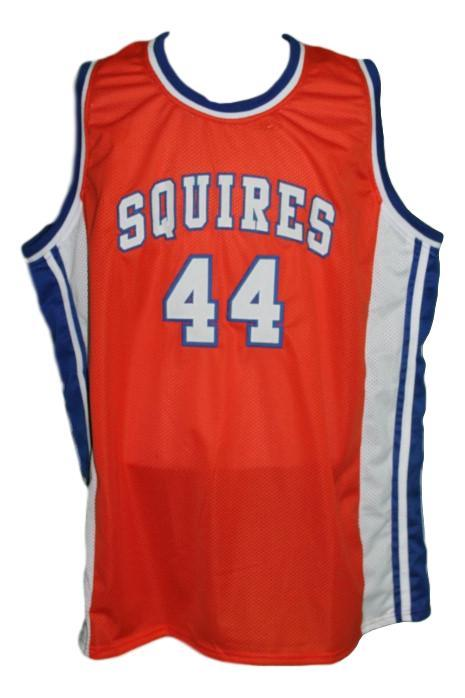 pretty nice b4645 ae6aa George Gervin #44 Virginia Squires Retro Aba Basketball Jersey New Sewn Any  Size