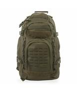 Highland Tactical Foxtrot Backpack Dark Green Olive Drab Hiking Hunting ... - $84.99