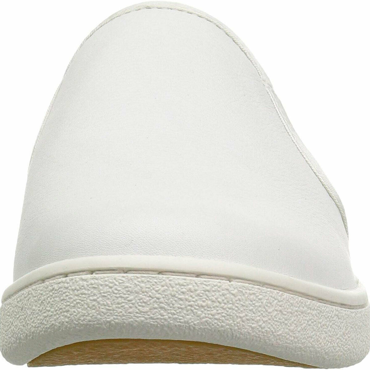 UGG Women's Cas Slip-on Fashion Sneakers White 5.5 M MSRP 100 New image 2