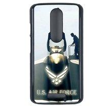 Air Force Motorola Moto G3 case Customized premium plastic phone case, design #1 - $12.86