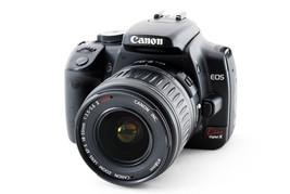 Canon Kiss X EF-s 18-55 mm F3.5-5.6 II USM 60 size 286561 japan F/S used - $324.48