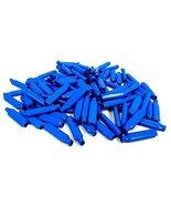 500 Pieces Blue Gel Wet B Connectors Telephone Alarm Wire Crimp Beanies ... - $25.85