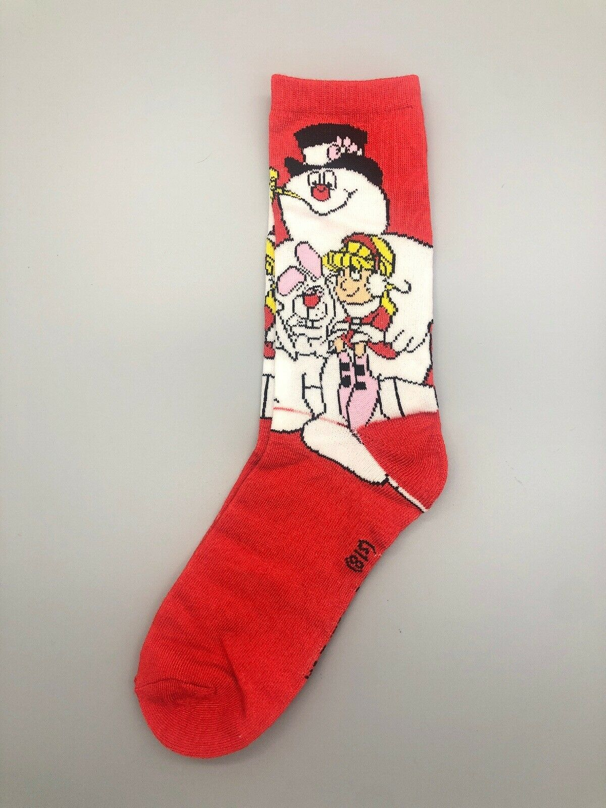 FROSTY THE SNOWMAN CHRISTMAS 3 Pack Crew Socks Size 6-12 image 7