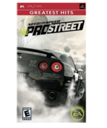 Sony PSP Need for Speed ProStreet Car Racing Video Game NEW FACTORY SEALED  - $24.74
