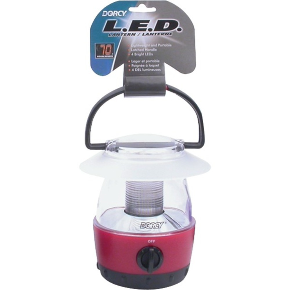 Dorcy 41-1017 40-Lumen LED Mini Lantern
