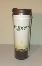 Hungary Starbucks Tumbler 12 oz. with Lid - $29.09