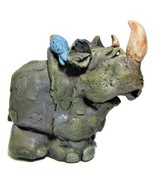 Silly Rhino Paperweight - £18.23 GBP