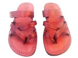 Leather Sandals for Women DANA by SANDALIM Biblical Greek Roman Sandals - $39.83 CAD+