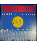 "The Miamis - Vamos A La Playa / The Blop - BAJA Records B830 - 12"" Single - $5.00"