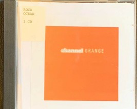 OCEAN FRANK CHANNEL ORANGE - ex-library - $6.93