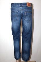 LEVI'S 505 Boy's Size 12 Regular 26 x 26 Straight Leg 100% Cotton Denim Jeans - $24.18