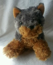 """SUPER SOFT BEST EVER PLUSH TOY  Terrier   DOG  6"""" LOVEY PUPPY STUFFED AN... - $11.85"""