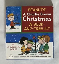 Peanuts 'A Charlie Brown Christmas' A-Book and-Tree Kit - $11.87